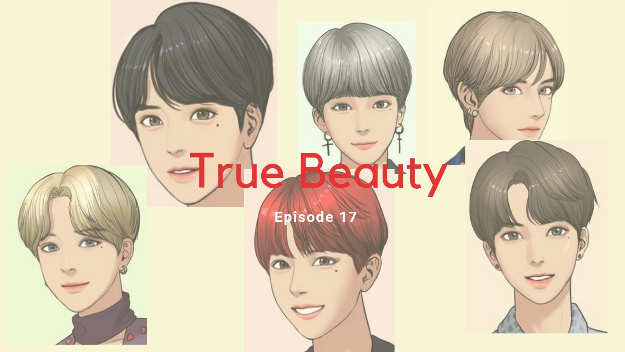 True Beauty: Episode 17 | BTS Cameo - Eng Subs - Comfort Ajala